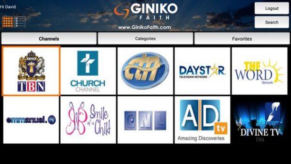 دانلود بهترین نرم افزار پخش شبکه های ماهواره ای giniko