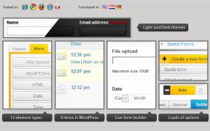 دانلود افزونه حرفه ای فرم ساز وردپرس iPhorm WordPress Form Builder