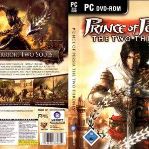بازی شاهزاده ایرانی :دو سریر (Prince of Persia: The Two Thrones) برای PC