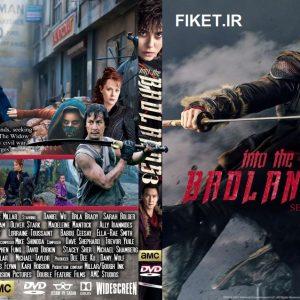 سریال در بدلندز Into the Badlands سه فصل کامل دوبله فارسی