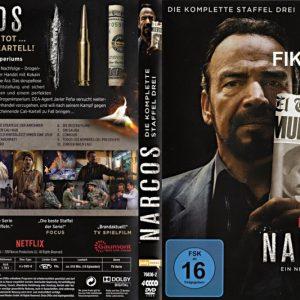 سریال نارکس Narcos سه فصل کامل با دوبله فارسی