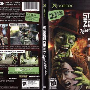 بازی استوبس زامبی است : Stubbs the Zombie in Rebel Without a Pulse